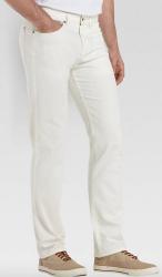 Joseph Abboud Men's Herringbone Classic Jeans