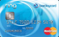 Barclaycard Ring™ MasterCard®: 0% APR for 15 mo.