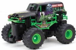 New Bright 1:43 RC Monster Jam Grave Digger