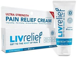 LivRelief Ultra Strength Pain Relief Sample free