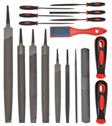Ironton 17-Piece File Set for $12