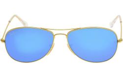 Ray-Ban Unisex Aviator Cockpit Sunglasses for $70