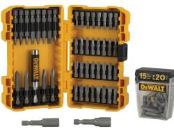 DeWalt 62-Piece Screwdriver Bit Set for $13
