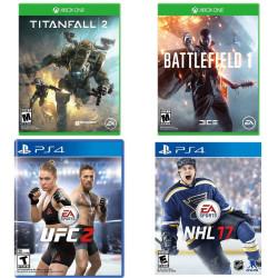EA Games at Target: Buy 1 title, get 1 50% off