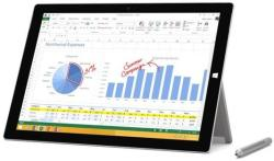 "Surface Pro 3 12"" 128GB Windows 10 Tablet for $499"