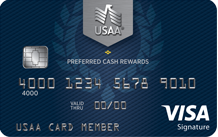 USAA Cash Rewards(R) Visa Signature(R)