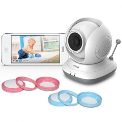 D-Link HD Pan and Tilt WiFi Baby Camera for $100