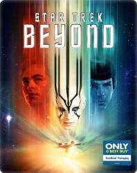 Star Trek Beyond Steelbook Blu-ray preorders for $20 + free shipping