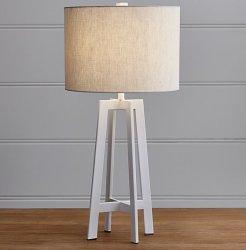 Crate & Barrel Castillo Table Lamp $90
