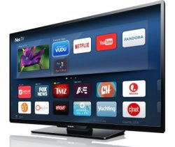 "Philips 55"" 4K LED Smart TV at Walmart Stores for $298"