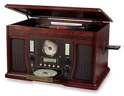 6-in-1 Victrola Turntable for $100