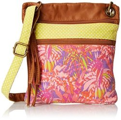 Twig & Arrow Passport Cross Body Bag