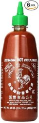 6 Huy Fong Sriracha Sauce 28-oz. Bottles for $13 via Prime + free shipping