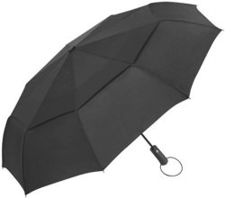 Vanwalk Windproof Compact Umbrella for $8 + free shipping w/ Prime