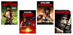Rambo: Complete Collection in Digital HD for $10