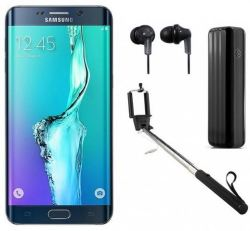 Samsung Galaxy S6 Smartphone, Accessories for $393
