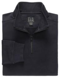 Jos. A. Bank Men's Classic Half Zip Sweater $15