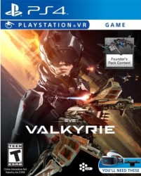 EVE Valkyrie for PS4 VR for $40 + free 2-day shipping