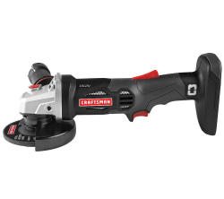 Craftsman C3 Angle Grinder, $28 Sears GC for $46