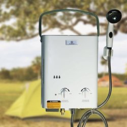Eccotemp L5 Portable Tankless Water Heater for $95