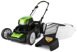 "GreenWorks Pro 80V 21"" Cordless Lawn Mower $200"