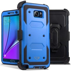 Caseformers Rugged Galaxy Note 5 Armor Case for $5