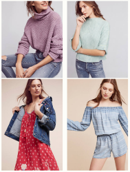 Anthropologie Women's New Arrivals: 20% off