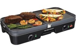 Hamilton Beach 3-in-1 Grill/Griddle for $29
