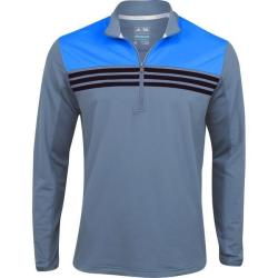 adidas Men's Climacool Quarter-Zip Top for $32
