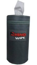 Rhino Wipe Tote with Wipes for $4