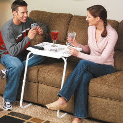 Adjustable Folding Table for $15