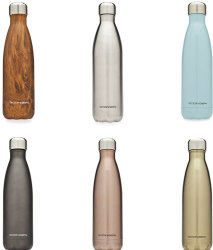 17-oz. Insulated Stainless Steel Bottle for $15 + free shipping