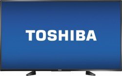 "Toshiba 55"" 1080p LED LCD Smart TV for $300"