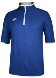 adidas Men's Climatlite Shockwave Pullover for $14