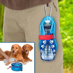 H2O-2-Go Dog Water Bowl for $5