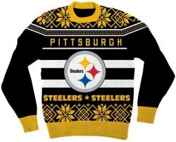 NFL Unisex Team Logo Ugly Christmas Sweater $16