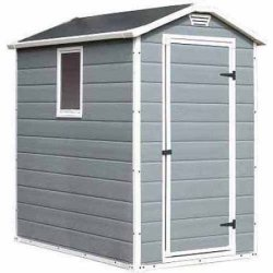 Keter Manor 4x6-Foot Storage Shed for $326