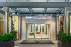 3Nt Stay at Hyatt Herald Square in NYC $103/night