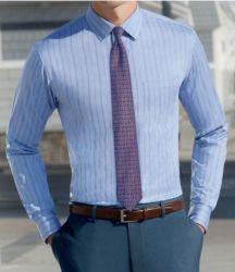 Jos. A. Bank Men's Herringbone Dress Shirt for $15