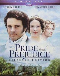 Pride & Prejudice Keepsake Ed. On Blu-Ray