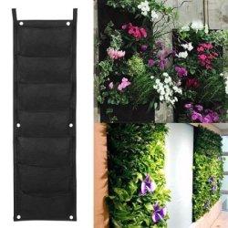 Topeakmart 7-Pocket Vertical Planter for $9