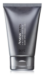 Avon Men's Anew 2-in-1 After Shave Balm for $3