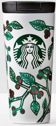 Starbucks Tumbler w/Coffee Refills in January $40