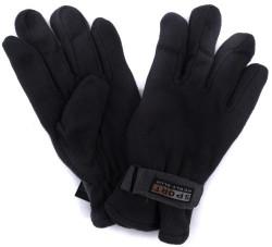 Polar Fleece Men's Gloves 3-Pack for $6