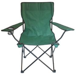 Garden Treasures Steel Camping Chair for $4