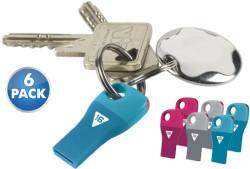 6 Emtec 16GB Keychain Flash Drives for $14