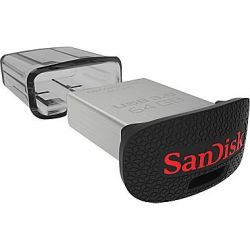 SanDisk 64GB Ultra Fit USB 3.0 Flash Drive for $15