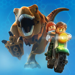 LEGO Jurassic World for Android for $1