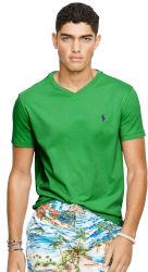 Polo Ralph Lauren Men's Jersey V-Neck T-Shirt $14