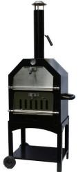 La Hacienda Lorenzo Wood Fired Pizza Oven for $188